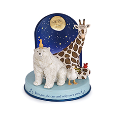 Light Up Figurine from On the Night You Were Born