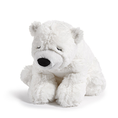Polar Bear Stuffed Animal from On the Night You Were Born