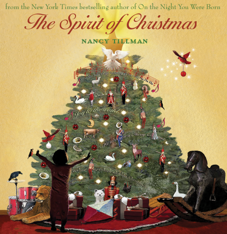 Nancy Tillman  Childrens Book Author  The Spirit of Christmas