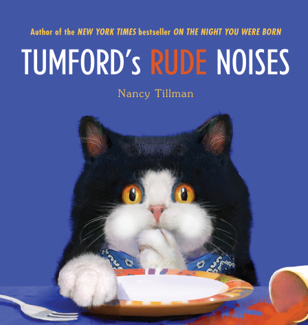 Book Cover -- Tumford's Rude Noises by Nancy Tillman